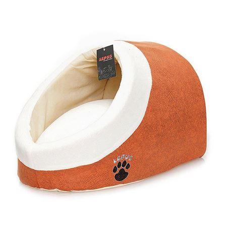 Lepus Alaska Kedi Köpek Yatağı Kiremit