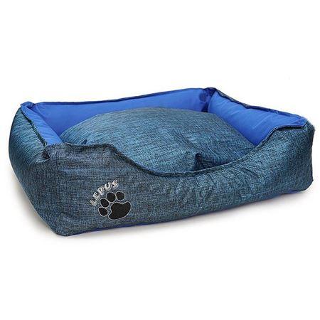 Lepus Dış Mekan Köpek Yatağı XLarge Mavi