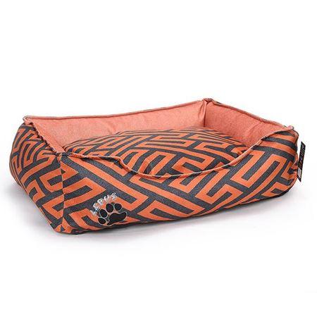 Lepus New Premium Köpek Yatağı XLarge Taba