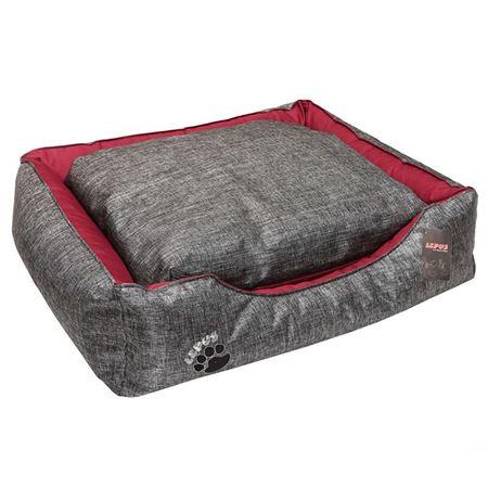 Lepus Dış Mekan Köpek Yatağı XLarge Gri